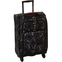 Wholesale Mickey Mouse Scribbler Multi Face Softside Luggage from china suppliers