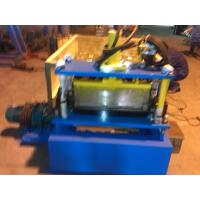 Buy cheap Floor Deck Roll Forming Equipment 28 Group Floor Tile Making Machine product
