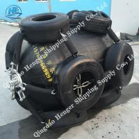 Buy cheap High Safety Level Marine Rubber Fender Pneumatic Rubber Fenders For Floating And Shipping from wholesalers