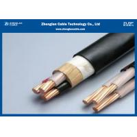 Buy cheap 3 Core 25mm2 Fire Resistant Cables / Rated voltage: 0.6kv/1kv  / XLPE Insulation PVC Jacket Cable from wholesalers