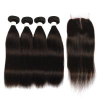 Buy cheap Short Hair Loose Wave Malaysian Hair Unprocessed Virgin Hair Bundles from wholesalers