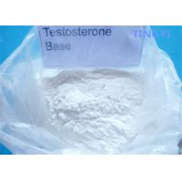 Buy cheap High Purity Testosterone Raw Powder Hormone Anabolic Steroid Testosterone Base For Muscle Building from wholesalers