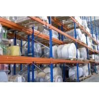 Buy cheap Heavy duty warehouse steel pallet racking system from wholesalers