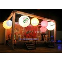 Buy cheap Architectural Moon Blloon Light / Airstar Balloon Light Decorative Inflatable Lighting from wholesalers