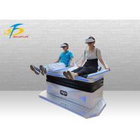 Wholesale Exciting Double Player 9D VR Simulator Virtual Reality Slide With VR Glasses from china suppliers