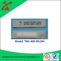 Wholesale EAS Soft AM Security Tags For Retail Stores , Acousto Magnetic Tag from china suppliers