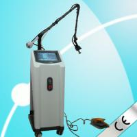 Buy cheap CO2 Fractional Laser Machine for Scars reduction , wrinkle removal , skin lift from wholesalers