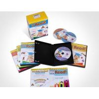China Professional Early Reading Educational Dvds For Babies Spanish Audio on sale