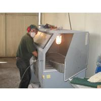Buy cheap Industrial Painting Booth from wholesalers