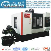 Buy cheap 600*400*400 CNC Milling Machines 640 Vertical CNC Machine Center CNC mill CNC milling & drilling machine CNC lathe mill from wholesalers