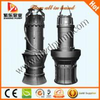China QZ series submersible axial flow pump on sale