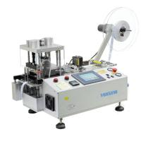 China Automatic Label Cutting Machine Hot Knife with Sensor and Collecting Device FX-150H on sale
