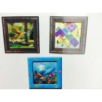 Buy cheap Full Colors Lenticular Custom Fridge Magnets Changeable Image from wholesalers