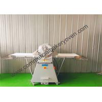 Buy cheap Operate Steadily Bread Dough Sheeter Floor Type Two Way Pressing from wholesalers