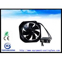 Buy cheap Aluminum Explosion Proof Exhaust Fan Ball Bearing , 13.8 Inch Roof Exhaust Fans from wholesalers