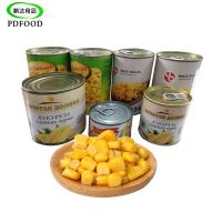 Buy cheap China Factory Wholesale Various Specifications Canned Sweet Kernel Corn from wholesalers