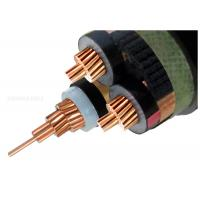 Wholesale 3.6/6kV Three Core Copper XLPE Insulated  Power cable Electrical cable from china suppliers