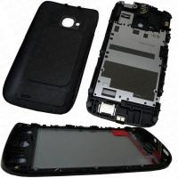 Wholesale Nokia Lumia 710 replacement full housing with digitizer, chassis and battery cover from china suppliers