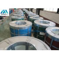 Buy cheap JIS G 3302 / ASTM A924 Color Coated Steel Sheet Roll Of Aluminum Coil ISO Certificate from wholesalers