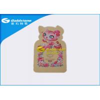 Wholesale Good Stiffness Korean Face Mask Pack Bag Customized Patterns 1 - 11 Colors from china suppliers