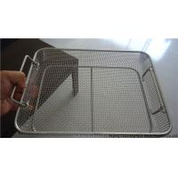 Square Hole Galvanized Stainless Steel Crimped Wire Mesh for industry / Construction Manufactures