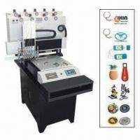 Buy cheap Automatic Soft PVC 3D Keychain Dripping/Dropping Manufacturing Machine, Easy to Operate from wholesalers