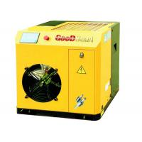 Buy cheap 4kw 5.5hp Screw Air Compressor Small Power  Belt Driven Air Compressor from wholesalers