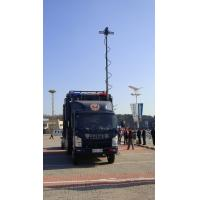 Buy cheap Security CCTV Telescopic Mast Telescopic Vehicle Mounted Antenna Mast Pole from wholesalers