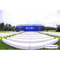 Wholesale Full Color Outdoor Rental LED Display Board P4.81mm 6554*1024P For Stage Advertising Show from china suppliers