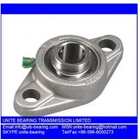 Stainless steel bearing SUCFL205 SUS440 chemical industrial bearing,food grade bearing anti rust bearing Manufactures