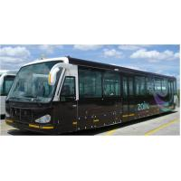 Wholesale Large Capacity 4 Stroke Diesel Engine Airport Shuttle Bus 5300 from china suppliers
