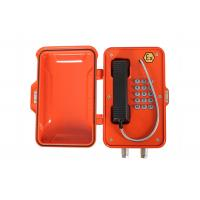 Buy cheap Industrial  Outdoor Weatherproof Telephone Anti - Explosion Customized Color from wholesalers