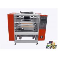 Wholesale Household Roll Semi Aluminium Foil Cutting Machine With Food Packing 3M To 330M Length from china suppliers