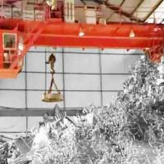 Buy cheap Gorbel Revit  Rolling Bridge Crane Overhead Rail Traveling Crane 5t - 20t Lifting from wholesalers