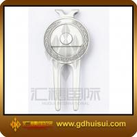 Buy cheap golf ball marker hat clip divot tool from wholesalers