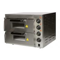 Buy cheap Stainless Steel Commercial Pizza Oven Electrical Stone Base Bakerstone Machine from wholesalers