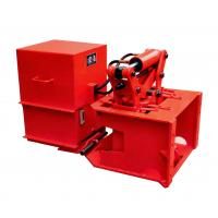 Buy cheap Compact Hydraulic Clamping Devices With 120Kn / 140Kn / 150Kn Axial Load For Gantry Crane from wholesalers
