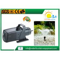 Buy cheap Plastic Multi - System Water Fountain Submersible Pump Energy Saving Big Flow Rate from wholesalers