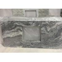 Buy cheap Green Marble Stone Countertops Corrosion Resistant Environmentally Friendly from wholesalers