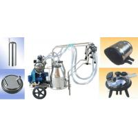 Buy cheap Low Price Goat Milking Machine With Two Bucket For Cow from wholesalers