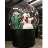 Wholesale 2011 Inflatable Christamas Snow Globle from china suppliers