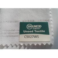 Wholesale Circular Knit Stretch Interlining Material C5027WS With Double Dot PES Coating from china suppliers