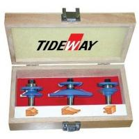 Buy cheap Router bit sets - 3- Piece sommerfeld raised panel set from wholesalers
