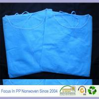 Wholesale Nonwoven fabric for hospital gown and fabric for surgery clothing from china suppliers