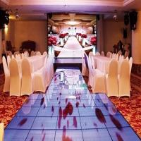 Buy cheap stage rental led displayP3.91 indoor strong quality dance floor led screen from wholesalers