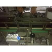 Buy cheap Tissue Boxer , Facial Tissue Packing Machine With Glue System , High Output from wholesalers