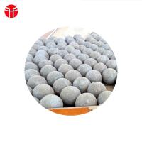 Buy cheap 1 inch forged steel ball ,grinding media balls,forged balls.cast balls,steel balls used in mining cement industry from wholesalers