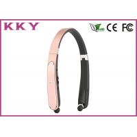 Buy cheap Smartphone Sports Bluetooth Earphone CSR CVC Noise Reduction Headphone for Mobile Phone from wholesalers
