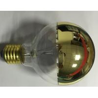 Buy cheap led filament bulb coated gold inside & outside of the housing from wholesalers