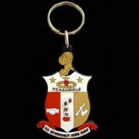 Buy cheap 3D Soft PVC Keychain, Suitable for Promotional Gifts, Customized Logos and product